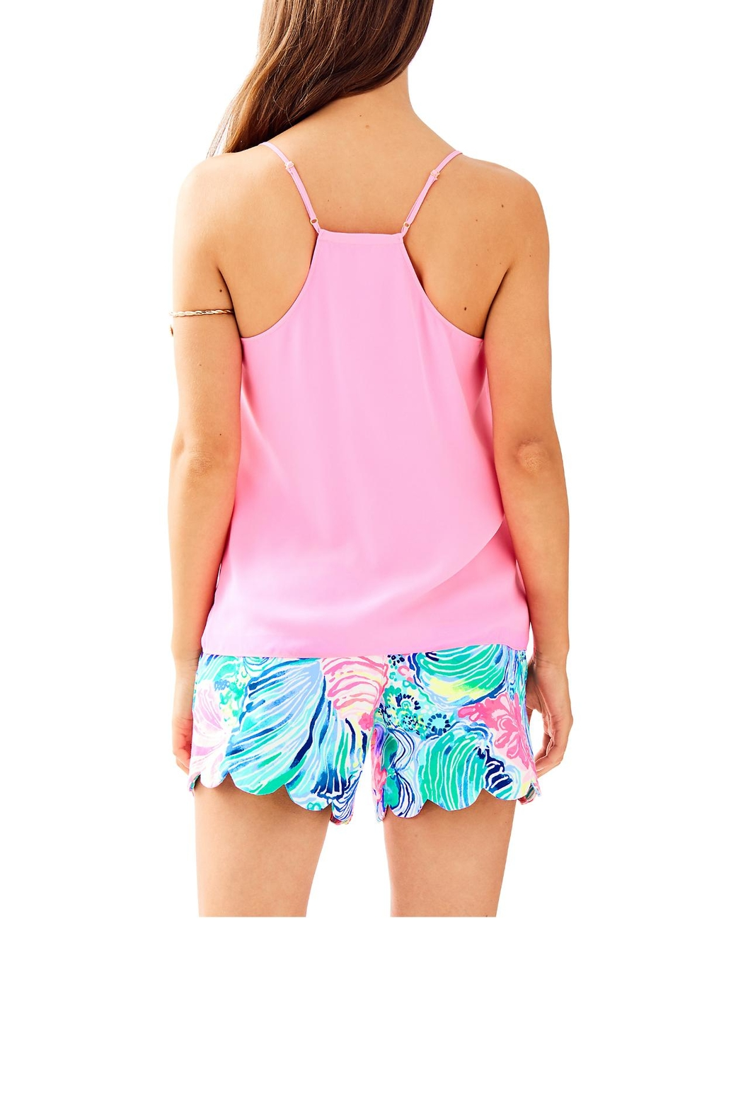 Lilly Pulitzer Dusk Top - Front Full Image