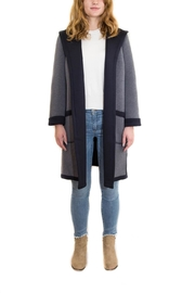 Clara Sunwoo Duster Coat - Product Mini Image