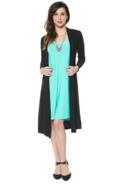 Last Tango Duster Jacket - Product Mini Image