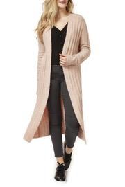 Dex Duster Open Cardigan Sweater - Product Mini Image
