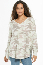 z supply Dusty Camo Weekender - Front cropped