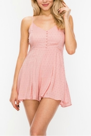 HYFVE Dusty Pink Romper - Product Mini Image
