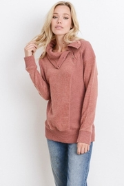 Hem & Thread Dusty Rose Tunic - Product Mini Image