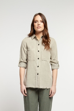 Shoptiques Product: Dusty Sage Shirt
