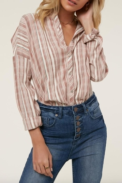 O'Neill Dusty Stripe Button-Up - Product List Image