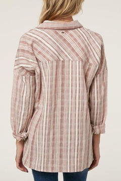 O'Neill Dusty Stripe Button-Up - Alternate List Image