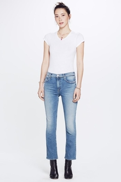 Mother Dutchie Ankle Jeans - Product List Image