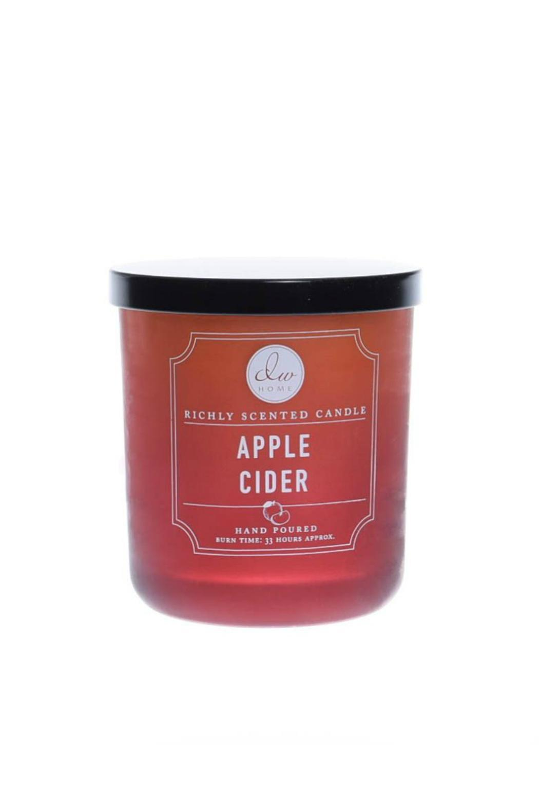 DW Home Apple Cider Candle - Main Image