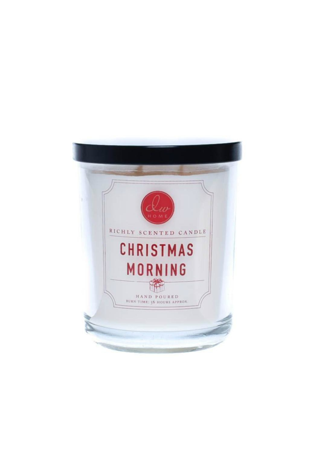 DW Home Christmas Morning Candle - Main Image