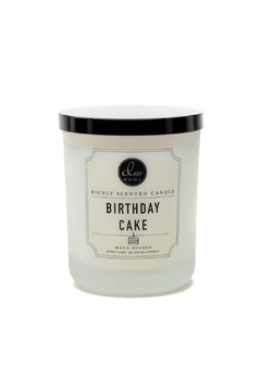 DW Home Large Birthday Cake Candle - Alternate List Image