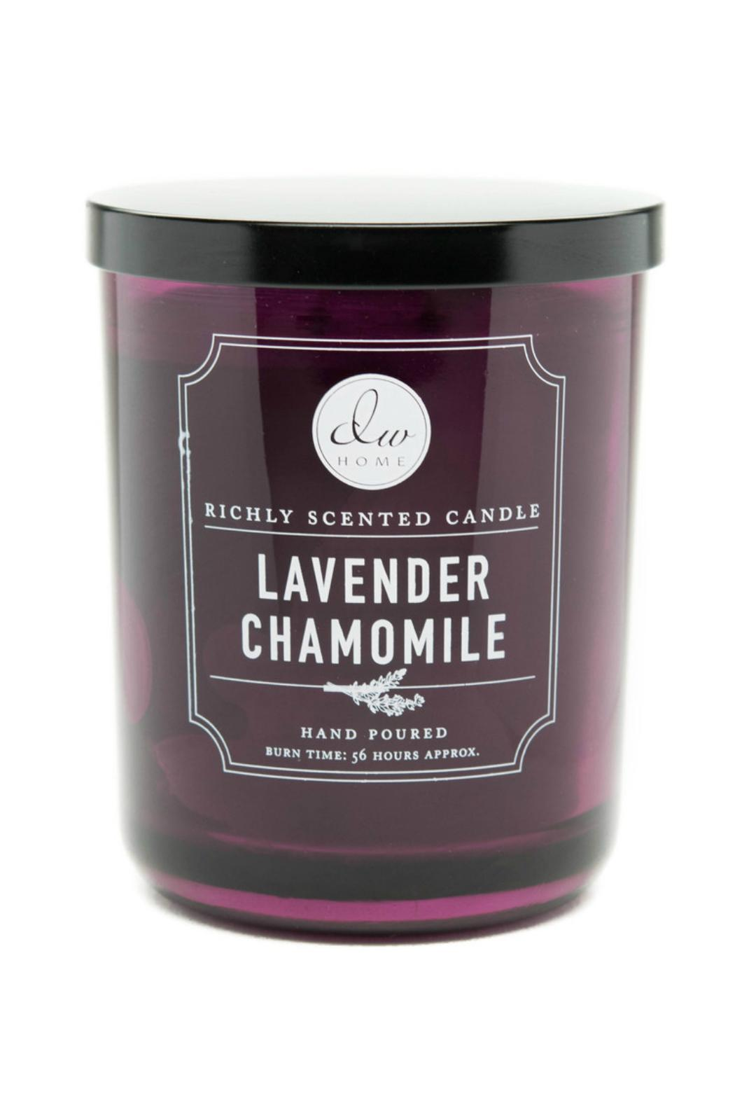 DW Home Large Lavender-Chamomile Candle - Main Image