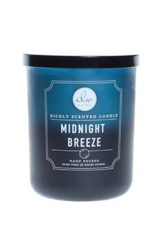 DW Home Large Midnight-Breeze Candle - Alternate List Image