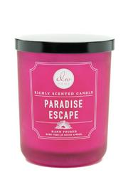 DW Home Large Paradise-Escape Candle - Front cropped