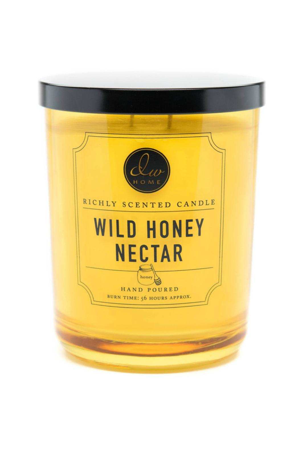 DW Home Large Wild-Honey-Nectar Candle - Main Image