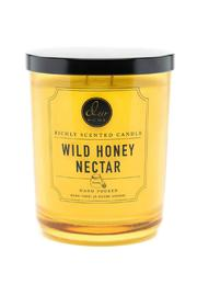 DW Home Large Wild-Honey-Nectar Candle - Front cropped