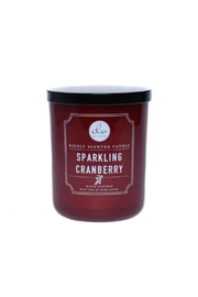 DW Home Sparkling Cranberry Candle - Product Mini Image