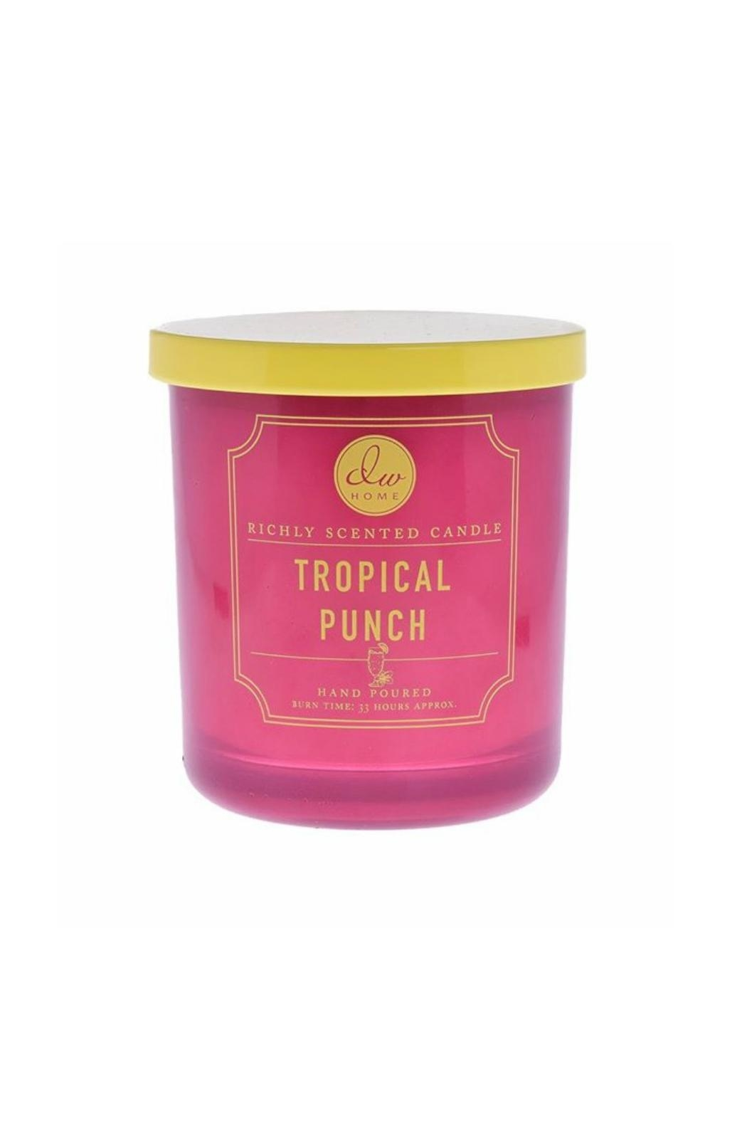 DW Home Tropical Punch Candle - Main Image