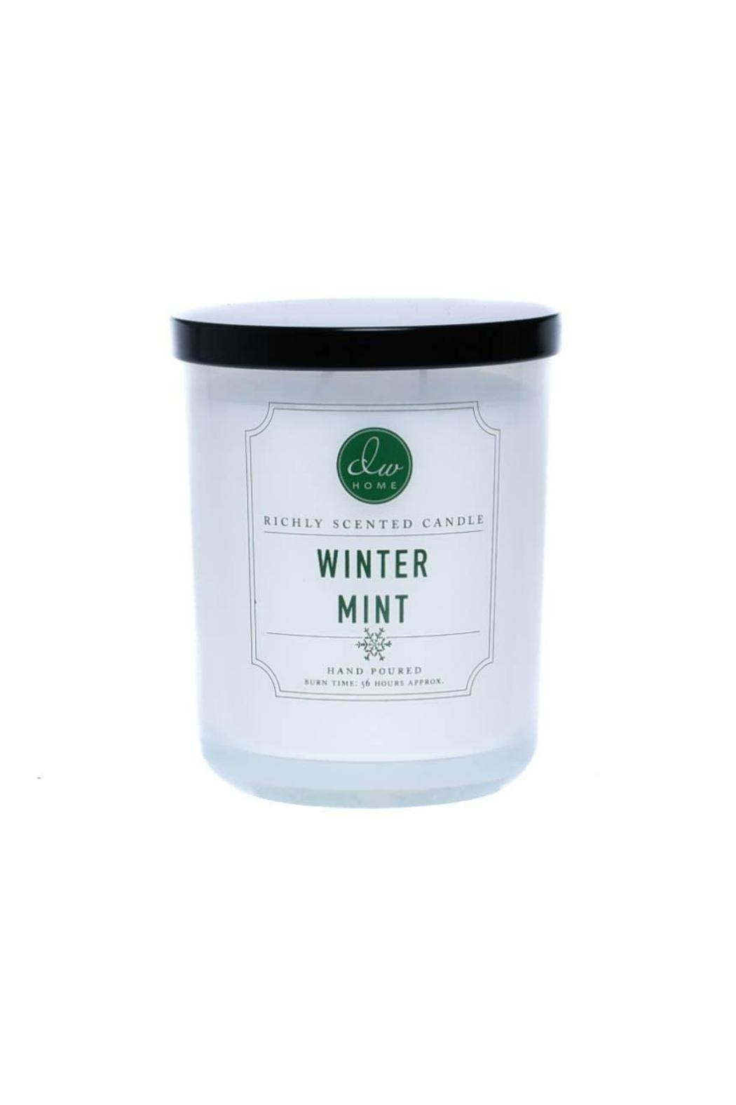 DW Home Winter Mint Candle - Main Image