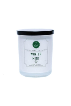 DW Home Winter Mint Candle - Alternate List Image