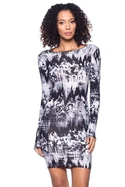 Capella Apparel Dye Print Dress - Product Mini Image