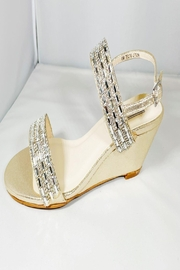 Dyeables Champagne Sparkle Wedge - Product Mini Image