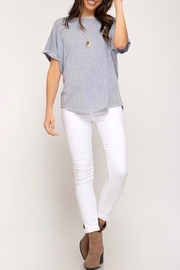 LuLu's Boutique Dyed Knit Top - Other