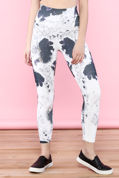 Shoptiques Product: Foggy Nights Leggings