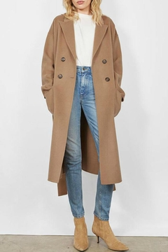 Anine Bing Dylan Coat - Product List Image