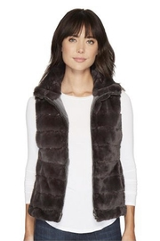 Dylan Faux Fur Vest - Product Mini Image