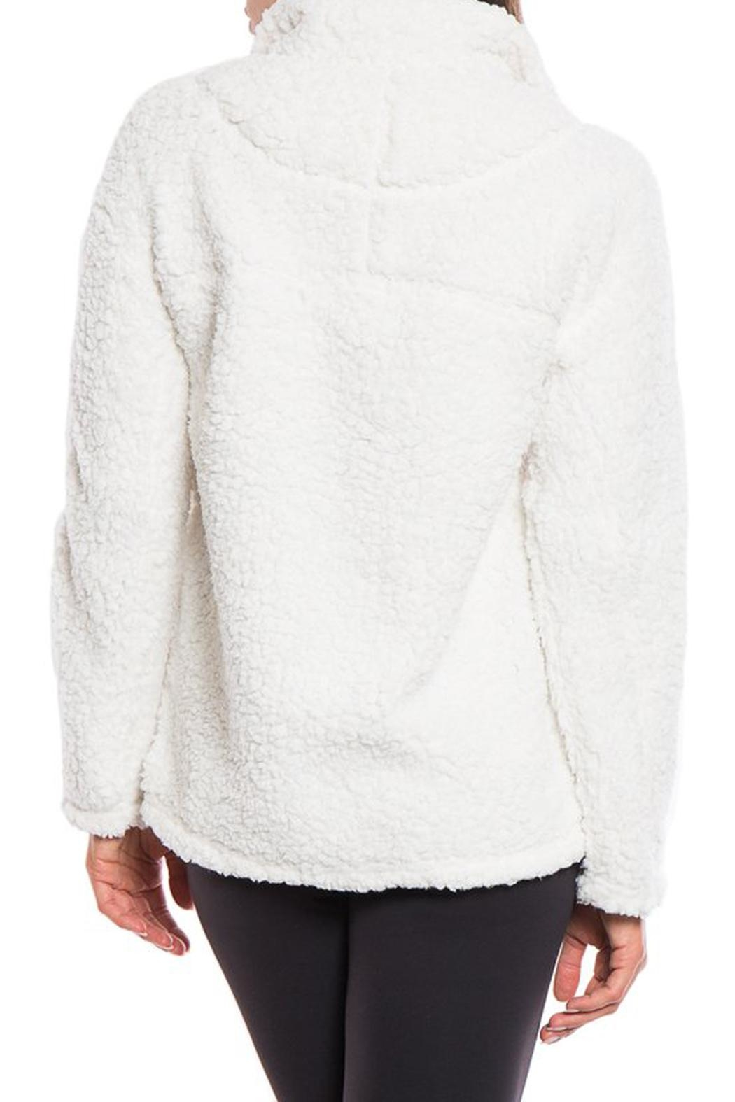 Dylan Frosty Tip Pullover - Back Cropped Image