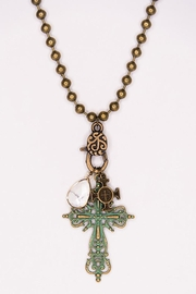 Dylan Helen Necklace - Front full body