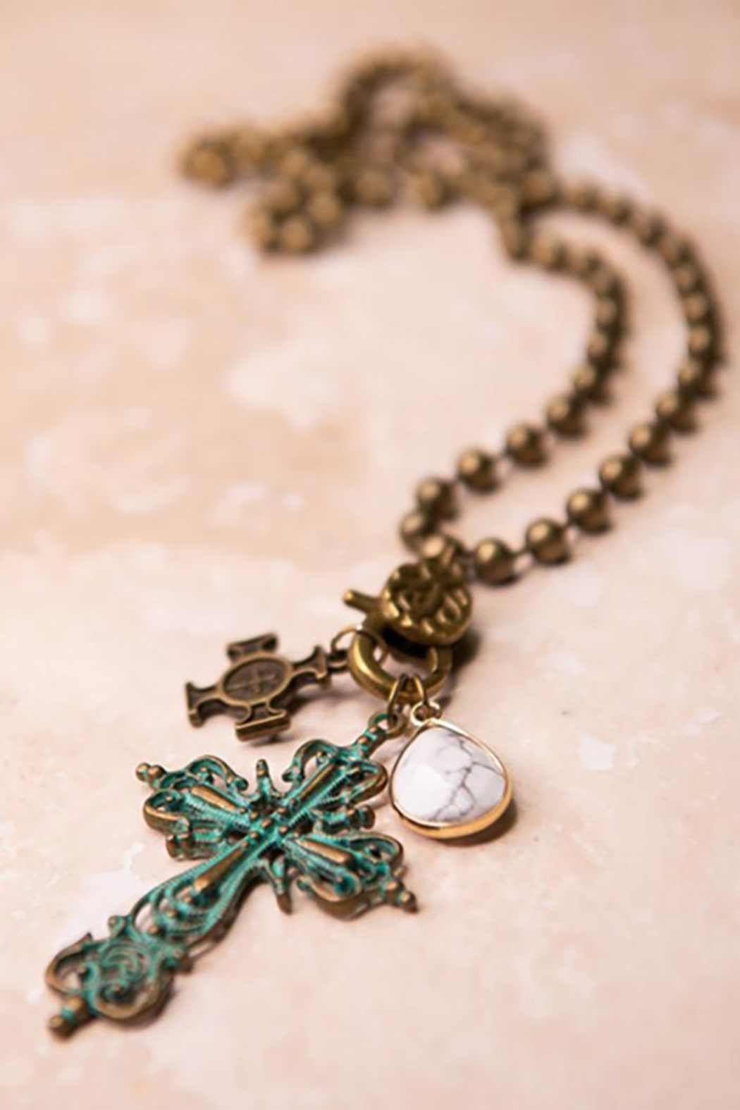 Dylan Helen Necklace - Main Image
