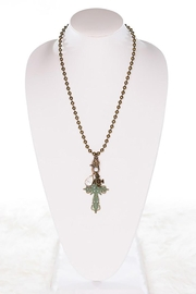 Dylan Helen Necklace - Side cropped