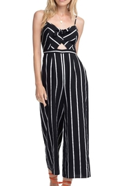 ASTR Dylan Jumpsuit - Front cropped