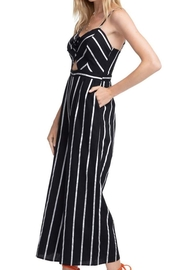 ASTR Dylan Jumpsuit - Front full body