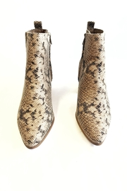 Very G Dynamite bootie - Front cropped