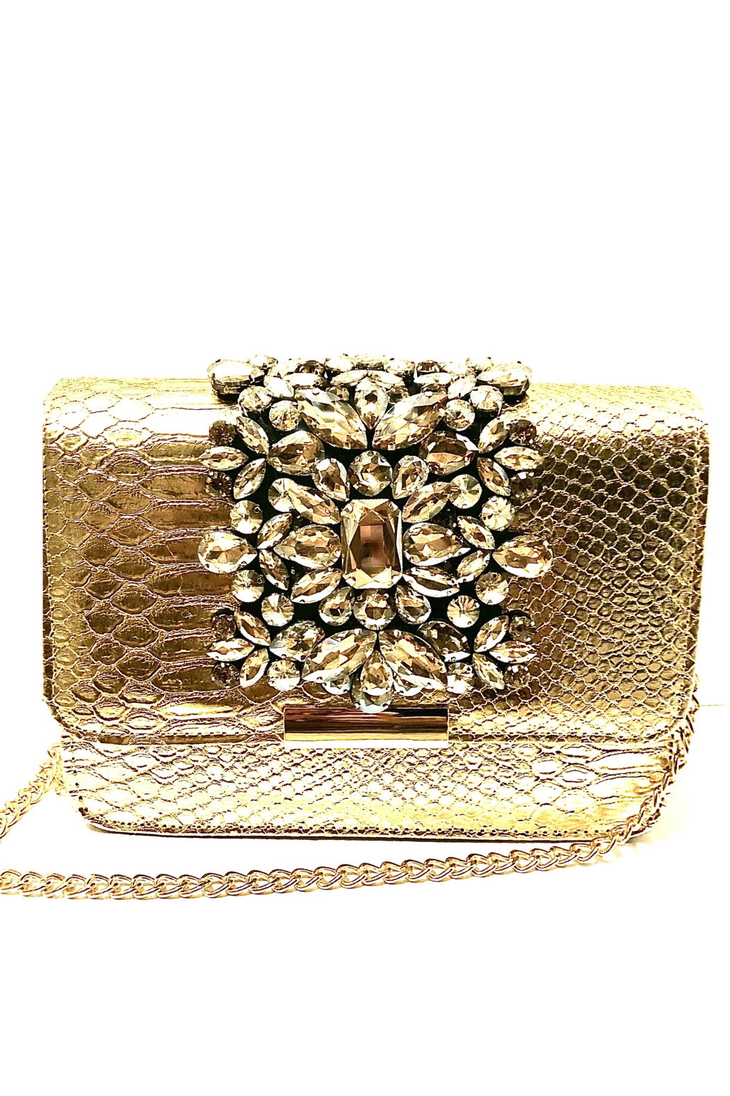 INZI Dynasty Crossbody - Front Cropped Image