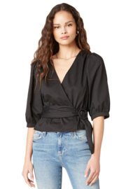 BB Dakota  Dynasty Puff Sleeve Top - Product Mini Image