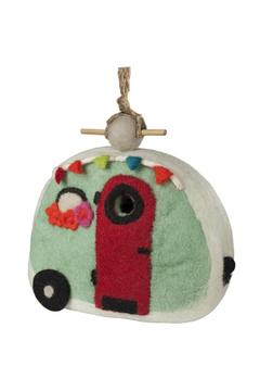 Shoptiques Product: Felted Camper Birdhouse