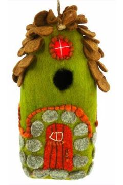Shoptiques Product: Felted Foresthouse Birdhouse