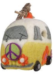 DZI Felted Wool Birdhouse - Product Mini Image