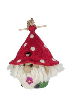 Shoptiques Product: Felted Wool Birdhouse