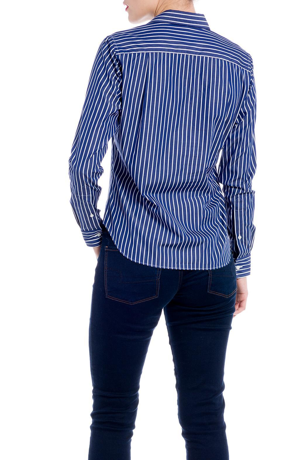 E. Tautz Classic Button Down - Back Cropped Image