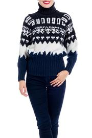 E. Tautz Knit Turtleneck - Front cropped