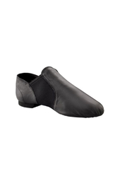 Capezio E Series Slip On Jazz Shoe - Front cropped