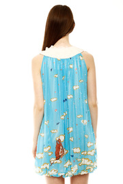 Miss Hoe Dreamy Tunic - Back cropped