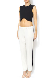 Shoptiques Product: Vienna Tuxedo Pant - Front full body
