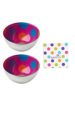Creative Gifts Polka Dot Bowls - Alternate List Image