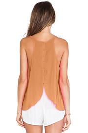 Shoptiques Product: Malibu Top - Back cropped