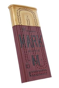 Shoptiques Product: Cribbage Board Huntingshell